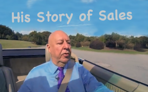 His Story of Sales